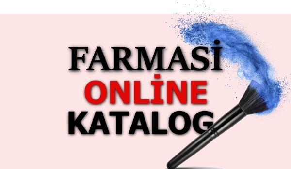 online farmasi kataloğu